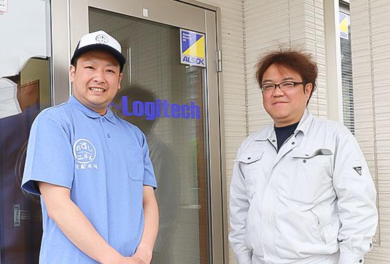 株式会社 エフロジック 専務 深澤 英典 様